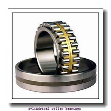 90 mm x 190 mm x mm  Rollway NU 318 EM C3 Cylindrical Roller Bearings