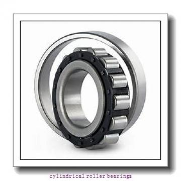 90 mm x 190 mm x mm  Rollway NJ 318 EM Cylindrical Roller Bearings