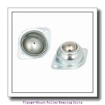 2-3/8 in x 7.2500 in x 12.0000 in  Dodge F4BSD206 Flange-Mount Roller Bearing Units