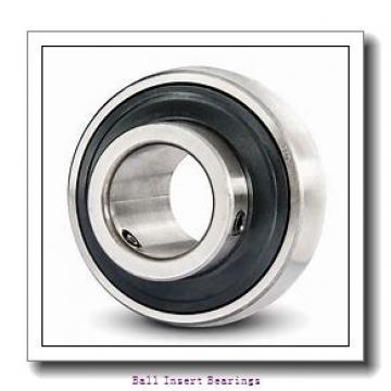 PEER GR207-23 Ball Insert Bearings