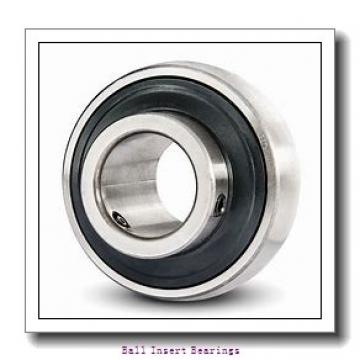 PEER SUC206-18 Ball Insert Bearings