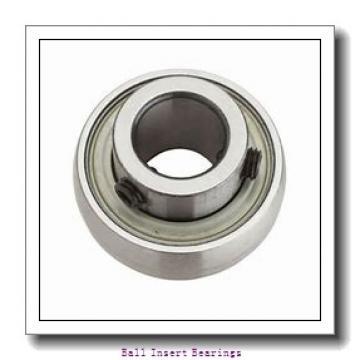 PEER HC207-23 Ball Insert Bearings