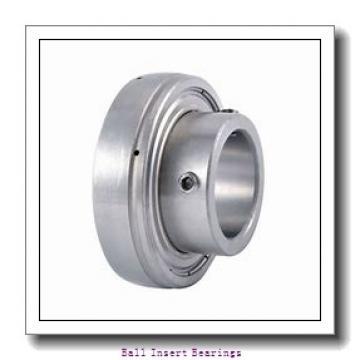 PEER FH208-40MMG Ball Insert Bearings