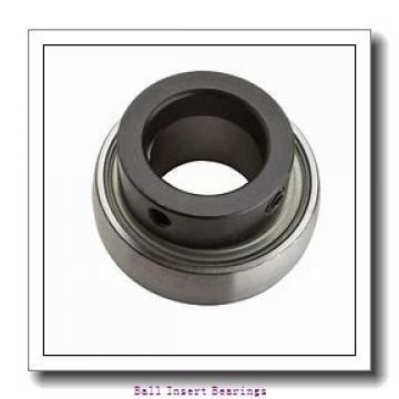 PEER FH205-25MMG Ball Insert Bearings