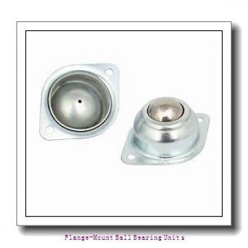 AMI KHFX207-20 Flange-Mount Ball Bearing Units