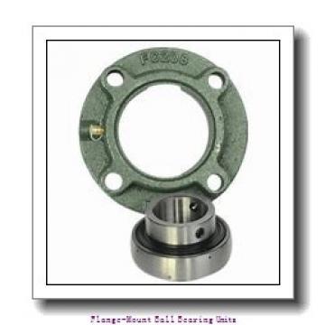 Link-Belt F3U218N Flange-Mount Ball Bearing Units