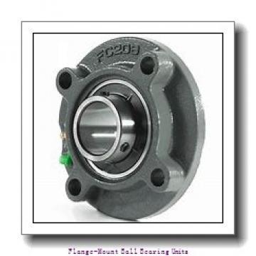 INA RCJTY30-N Flange-Mount Ball Bearing Units