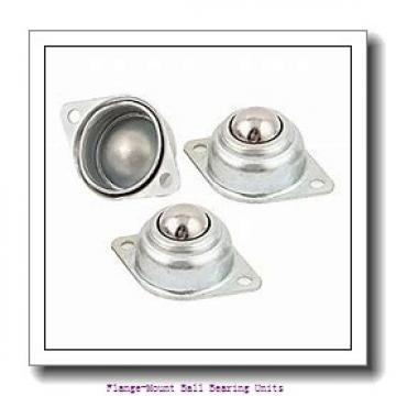 PEER SSUCFT207-20 Flange-Mount Ball Bearing Units