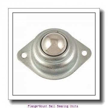 AMI MUCFL201-8 Flange-Mount Ball Bearing Units