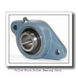 2.5000 in x 9.27 to 10-1/4 in x 4 in  Dodge P4BDI208RE Pillow Block Roller Bearing Units