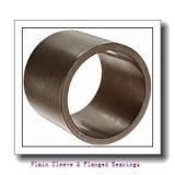 Bunting Bearings, LLC AA030405 Plain Sleeve & Flanged Bearings